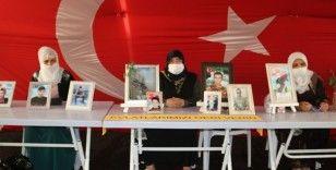 HDP önündeki ailelerin evlat nöbeti 343'üncü gününde