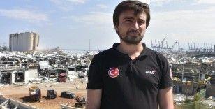 AFAD Başkanı Güllüoğlu: Türkiye Beyrut'un yanında