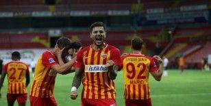 Diego Angelo, Kayserispor'da veda etti
