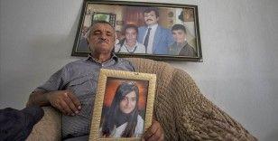 İzmir'de evlat nöbeti tutan Laçin: Hayalim kızımı beyaz gelinlik içinde görmekti