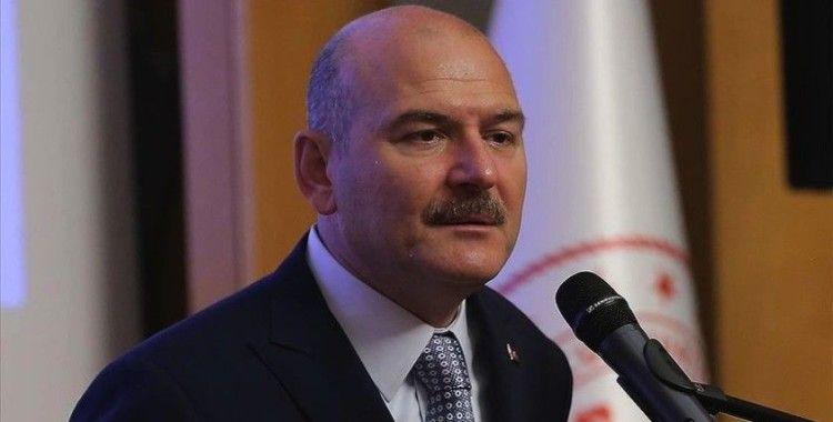 İçişleri Bakanı Soylu: Amanoslar'da bu sabah itibarıyla Yıldırım-5 Operasyonu başlatıldı
