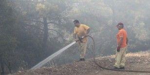 Menderes'teki orman yangınıyla ilgili flaş gelişme: O şahıs tutuklandı
