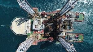 Dev petrol platformu FSM Köprüsünü böyle geçti