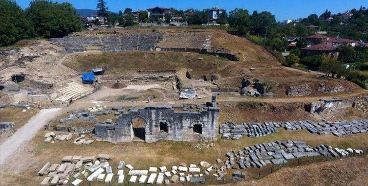 'Batı Karadeniz'in Efes'i' tüm ihtişamıyla gün yüzüne çıkıyor