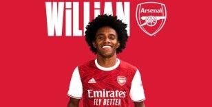 Arsenal, Willian'ı transfer etti