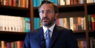 İletişim Başkanı Altun'dan İsrail-BAE anlaşmasına tepki