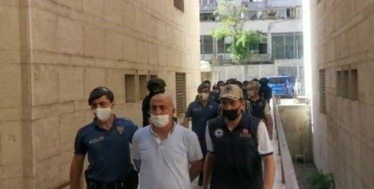 Sosyal medyada PKK propagandası yapan 8 kişi gözaltına alındı