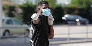 Barcelonalı Umtiti'nin koronavirüs testi pozitif çıktı