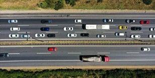 Türkiye'nin bölünmüş yol ağı 27 bin kilometreyi aştı