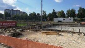 Tesislerin yanındaki inşaat CİMER'e şikayet edildi