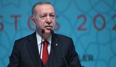 Cumhurbaşkanı Erdoğan müjdesini açıkladı