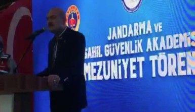 Bakan Soylu, yeni mezun olan subay ve astsubaylara seslendi