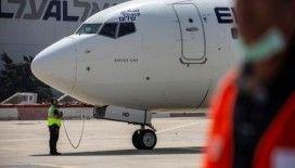 İlk ticari uçak, Abu Dabi'ye iniş yaptı