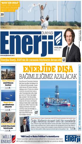 Enerji Dünyası - Eylül 2020