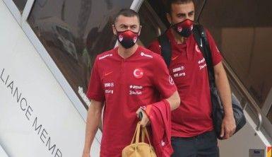 Türkiye A Milli Futbol Takımı Sivas'ta