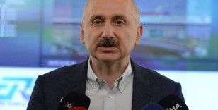 Bakan Karaismailoğlu, Ankara-Niğde Otoyolu Ana Kumanda Merkezi'ni inceledi