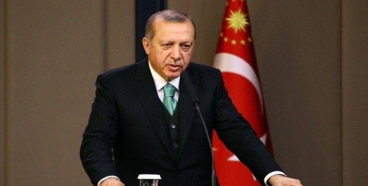 Cumhurbaşkanı Erdoğan'dan Binali Yıldırım ile Semiha Yıldırım'a geçmiş olsun mesajı