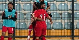 U21 Avrupa Şampiyonası'nda Türkiye evinde Andorra'yı 1-0'lık skorla mağlup etti