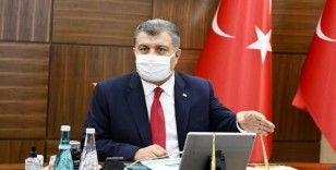 Sağlık Bakanı Koca, 6 ilin koronavirüs değerlendirmesini Diyarbakır'da yaptı