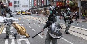 BM uzmanları, Hong Kong'da yürürlüğe giren Ulusal Güvenlik Yasası konusunda 'endişeli'
