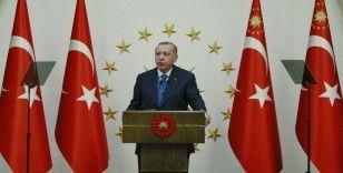 Cumhurbaşkanı Erdoğan'dan Sivas Kongresi'nin 101. yıl dönümü dolayısıyla mesaj