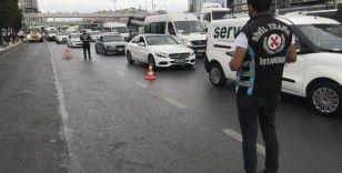 İstanbul Yeditepe Huzur Uygulamasında toplamda 129 bin TL para cezası kesildi