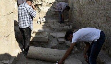Satala Antik Kenti'ndeki kazılarda bin 500 yıllık Roma askeri zırhı bulundu