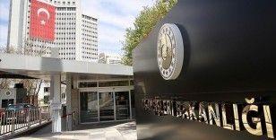 Dışişleri Bakanlığı: Sırbistan'ın İsrail'deki büyükelçiliğini Kudüs'e taşıma kararını derin endişeyle karşılıyoruz
