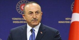 Çavuşoğlu'ndan Avusturya Başbakanının Cumhurbaşkanı Erdoğan hakkındaki sözlerine tepki: