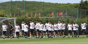 Beşiktaş'ta hazırlıklar sürüyor