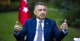 Cumhurbaşkanı Yardımcısı Oktay: Doğu Akdeniz'de ülkemizin ve KKTC'nin güvenlik öncelikleri vazgeçilmezimizdir