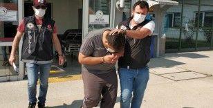 İstanbul'dan uyuşturucu getiren Iraklı yakalandı