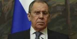 Lavrov: Türkiye ve İran ile Suriye meselesindeki iş birliğimiz herhangi bir ticari ilişkiye dayanmıyor