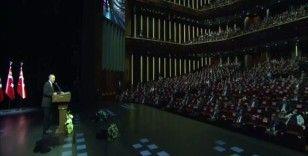 Cumhurbaşkanı Erdoğan: 'Ülkemizin en büyük sigorta ve emeklilik şirketini tesis ediyoruz'