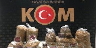 Karabük'te 'kaçak tütün' operasyonu