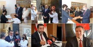 KKTC'de cumhurbaşkanlığı seçiminde Kıbrıs sorununa çözüm modelleri öne çıkıyor