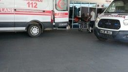 Bingöl'de tarım işçilerini taşıyan minibüs devrildi