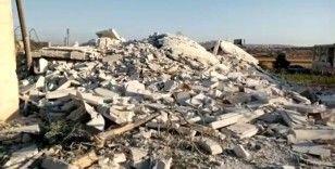 Esad rejimi Ariha'yı vurdu : 7 yaralı
