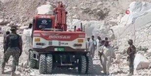 Mermer madeninin çökmesi sonucu ölü sayısı 19'a yükseldi
