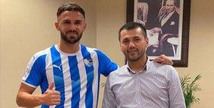 Erzurumspor, Armando Sadiku ile 2 yıllık sözleşme imzaladı