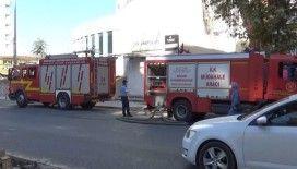 Anatolian Otel'de yine yangın çıktı