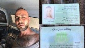 Reyhanlı'daki terör saldırısının sorumlularından terörist Bayat'ın üzerinden Suriye rejimine ait silah ruhsatı çıktı