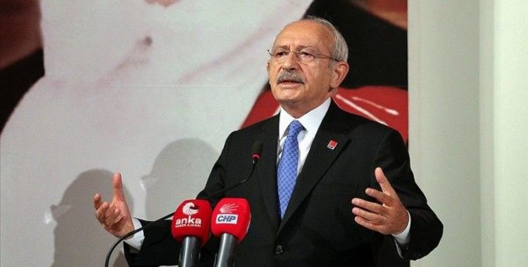 CHP Genel Başkanı Kılıçdaroğlu: Adalet ve doğruluk için mücadelemizi sürdüreceğiz