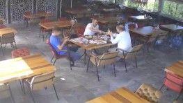 Bursa'daki şantaj operasyonu kamerada