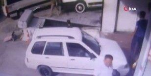 Arnavutköy'de oto tamirhanesine silahlı saldırı: 1 yaralı
