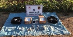 Jandarma ve MİT'ten bombalı eylem hazırlığındaki teröristlere ortak operasyon