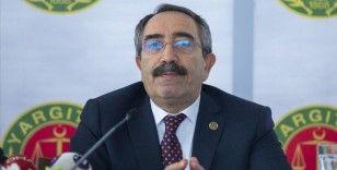 Abdulhalik Yıldız yeniden Yargıtay Birinci Başkanvekilliğine seçildi