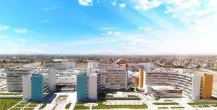Konya Şehir Hastanesi'nde 2 bin 742 ameliyat gerçekleştirldi