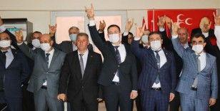 MHP, Diyarbakır'da ilçe kongrelerini tamamladı