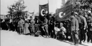 MSB İzmir'in düşman işgalinden kurtuluşuna ilişkin fotoğraflar paylaştı